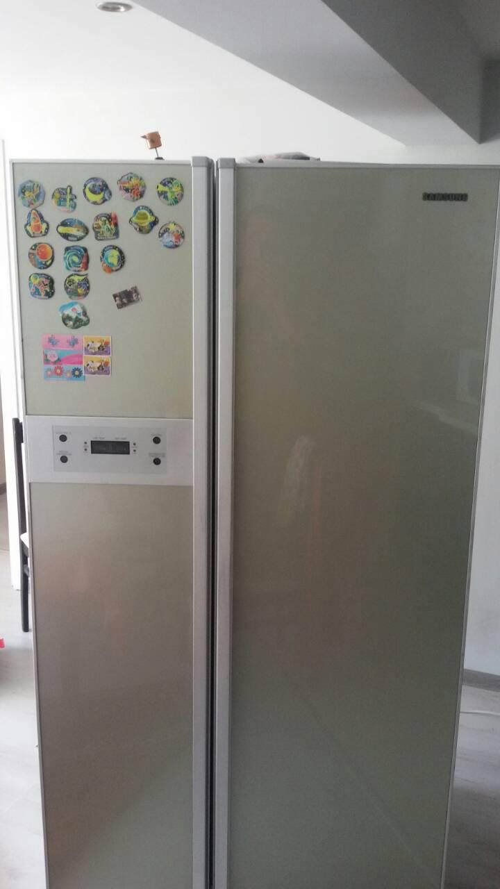 Ремонт и монтаж на електронна платка на хладилник Samsung тип Side by Side_3