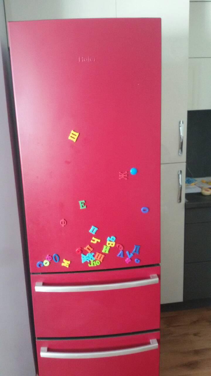Смяна вентилатор на хладилник Haier_1