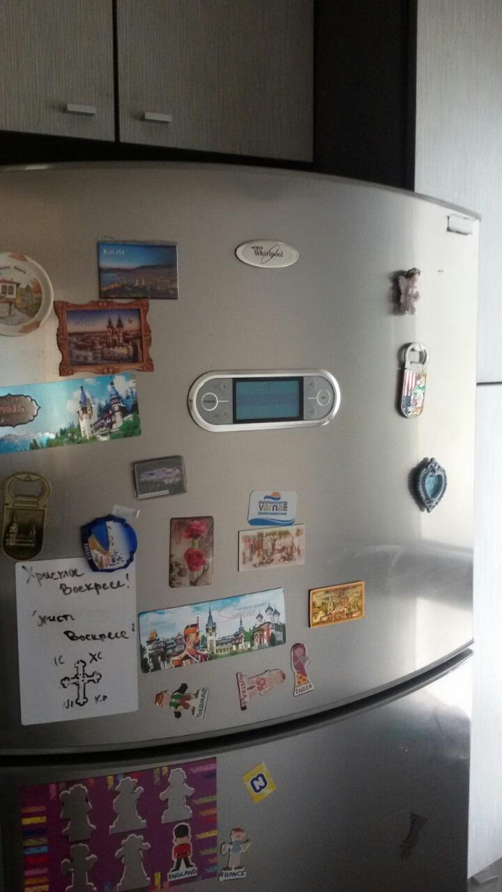 Хладилник Whirlpool отстраняване на електро проблем_3