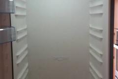 Монтаж на изпарител на хладилник Electrolux  с превкючващ магнет вентил_1