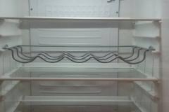 Монтаж на изпарител на хладилник Electrolux  с превкючващ магнет вентил_4