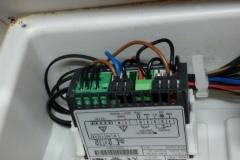 Смяна контролер и датчици на хоризонтална хладилна витрина_1