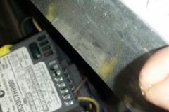 Смяна контролер и датчици на хоризонтална хладилна витрина_2