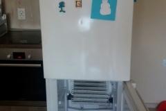 Хладилник Ariston смяна на термично реле_2