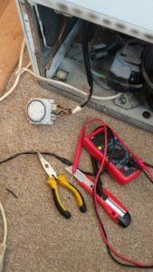 Диагностика и смяна на таймер на хладилник Samsung с No Frost система